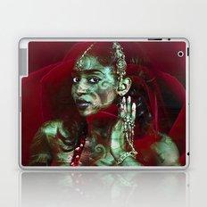 Baroque meets Oriental Rose Laptop & iPad Skin