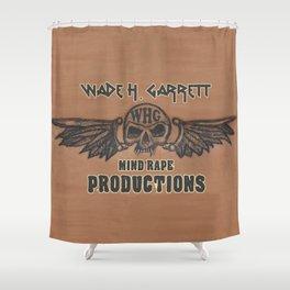 Mind-Rape Productions Shower Curtain