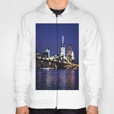 Brooklyn Bridge at Night Hoody
