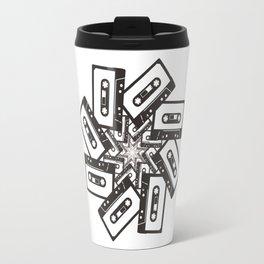 Mix Tape Whirl Travel Mug