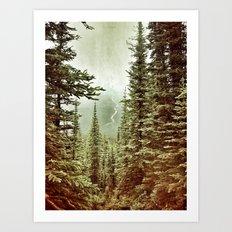 Banff National Park, Canada Art Print