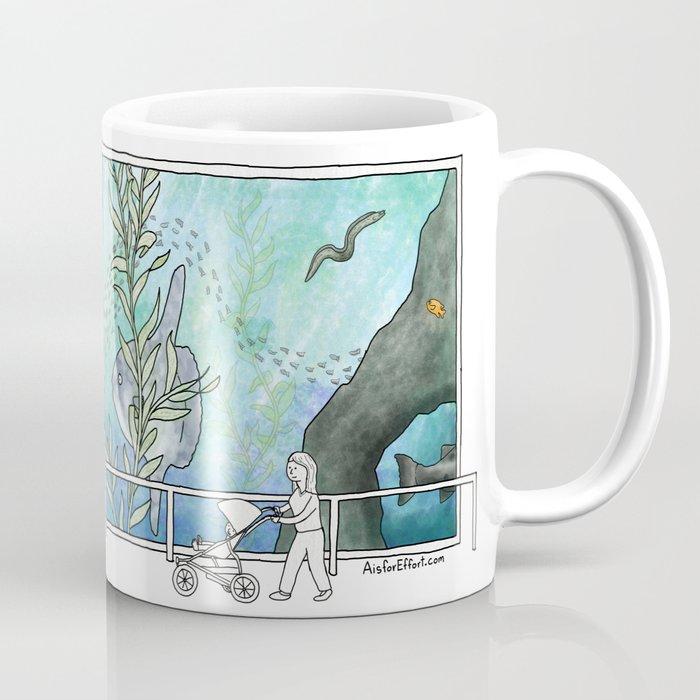 Kelp Forest Tank Coffee Mug
