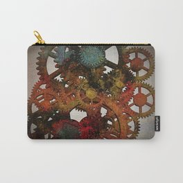 Industrial Rust Carry-All Pouch