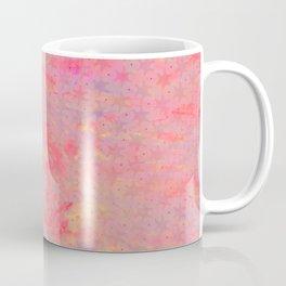 Rain of stars in pink Coffee Mug