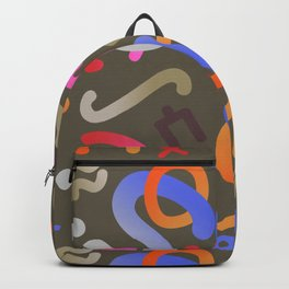 Comic Sans Never Looked So Good Backpack