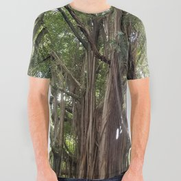 Banyan Beauty All Over Graphic Tee