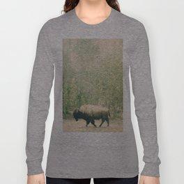 bison I Long Sleeve T-shirt