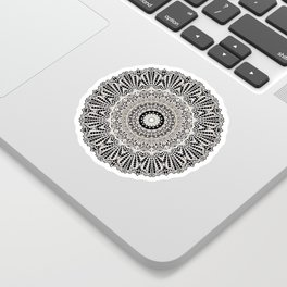 Mandala Mehndi Style G384 Sticker