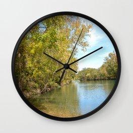 Hanging Rock & Peavine Hollow Series, No. 5 Wall Clock