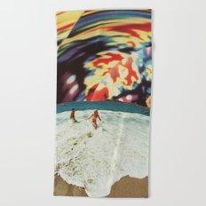Meridional Helix (Pastime) Beach Towel