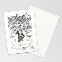 Little Edie's Fourth of July Dance Stationery Cards