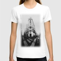 france T-shirts featuring Monochrome France by MarioGuti
