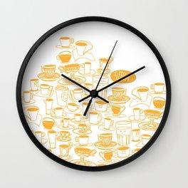 I feel sleepy Wall Clock