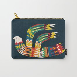 Native Bird Carry-All Pouch