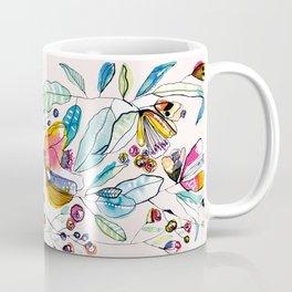 Flowers in the Wind Coffee Mug