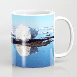 Baby Icebergs on the Tidal Shelf Coffee Mug