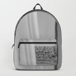 Detailed Support: Inverted Backpack