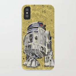 R2D2 from StarWars iPhone Case