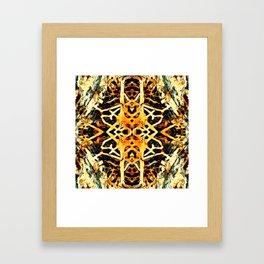 Casket Confidence Framed Art Print