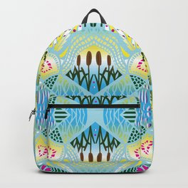 Cattail Reflections Backpack