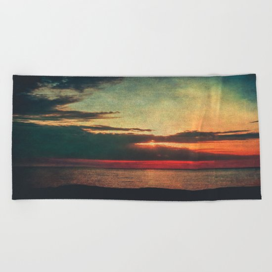 Let Me Dream Beach Towel