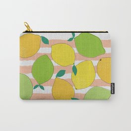 Citrus Crowd Carry-All Pouch