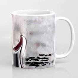 Relentless Rhythm. Illustrated for the book by author Michelle Mankin Coffee Mug