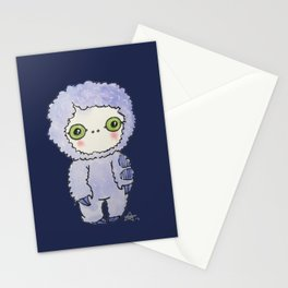 Moonkhin 2 (lavender tranquil) Stationery Cards