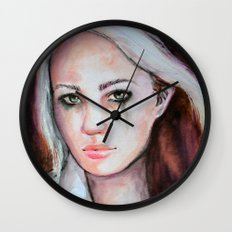 Rogue's Strenght Wall Clock