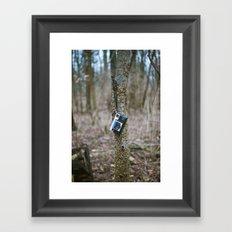 Kodak Instamatic Framed Art Print