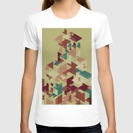 Bunch of shapes T-shirt