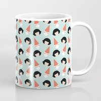 amelie Mugs featuring Amelie by Juice for Breakfast
