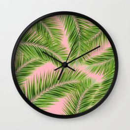 The style of nature Wall Clock