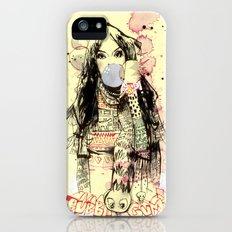 Bubble Gum Bandits Slim Case iPhone SE