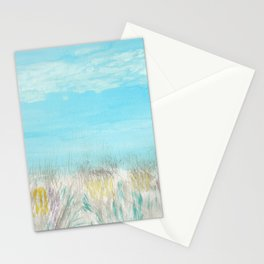 Seagulls by the Seashore Stationery Cards