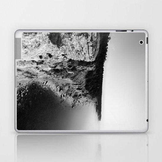 Where sea meets land Laptop & iPad Skin