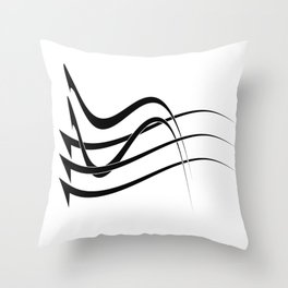 Tribal 1 Throw Pillow