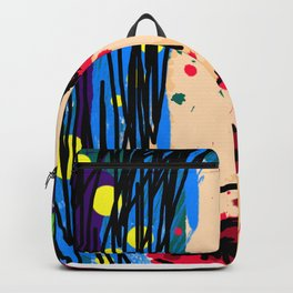 FacePaint Backpack