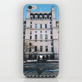 city hall, philly iPhone Skin