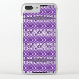 Curves 03 Clear iPhone Case