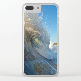 The Tube Collection p2 Clear iPhone Case