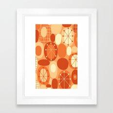 Tooti Frooti Framed Art Print