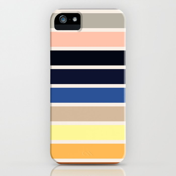 The colors of - Howl's moving castle iPhone Case