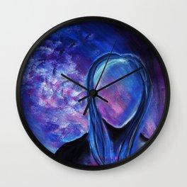 HOLLOW IDENTITY Wall Clock