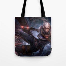Hired Gun Lucian League of Legends Tote Bag