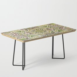 Earth Tapestry Coffee Table