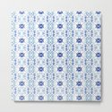 Asian Blue - inspired by Japanese textiles by 2beepress
