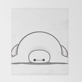 baymax Throw Blanket