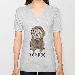 Top Dog Unisex V-Neck