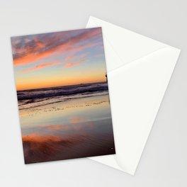 Manhattan Beach Sunset Stationery Cards